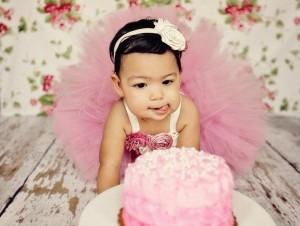 layla cake shot